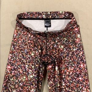 Zara Terez Glitter Leggings Medium Gently Used